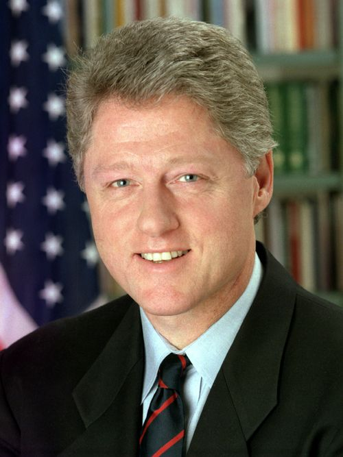 Вильям Джефферсон Клинтон (William Jefferson Clinton)
