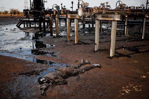 Судан, убитый