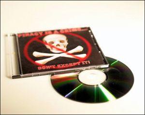 Страны-производители пиратской видеопродукции