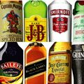 30 провідних алкогольних брендів