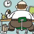 Професії, які сприяють зайвій вазі