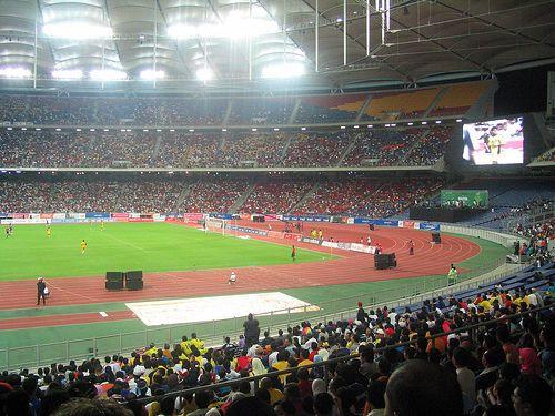 National Stadium Bukit Jalil