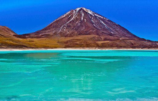 Вулкан Ликанкабур, Боливия