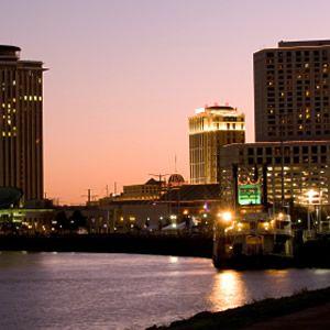 Новый Орлеан городд греха