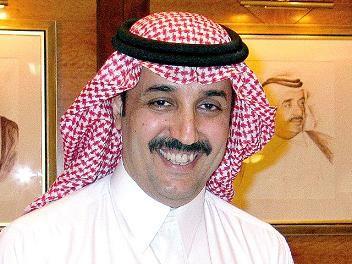 Шейх Сауд бин Мохаммед бин Али аль-Тани