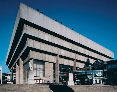 Бірмінгемська центральна бібліотека, Бірмінгем, Англія