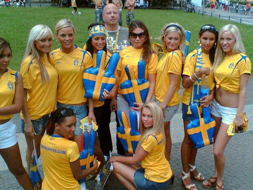 Счастье Швеция