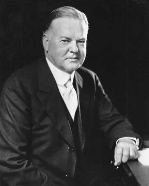 Герберт Кларк Гувер (Herbert Clark Hoover)