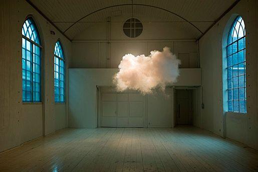 Облако в доме