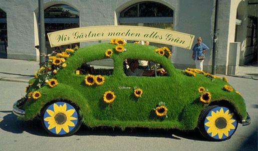 экологичные машины