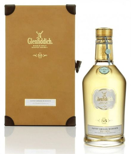 Glenfiddich Janet Sheed Roberts Reserve 1955 года