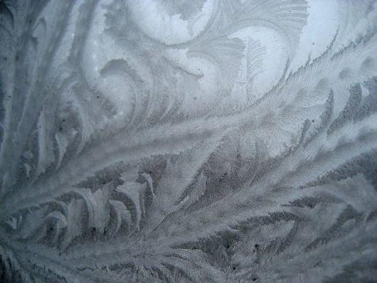 Морозні малюнки