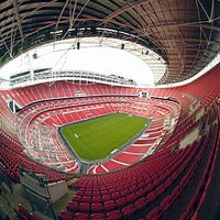 Самые красивые стадионы мира