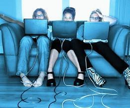 Интегрированность в социальную сеть