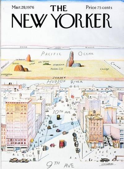 The New Yorker (29 марта 1976)