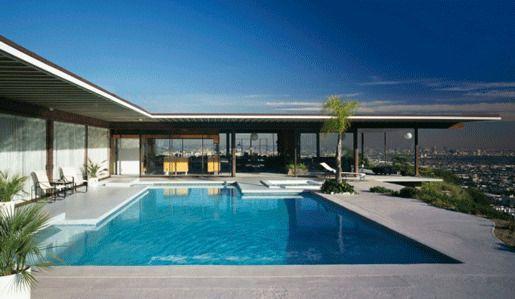 Дом Сталя, Лос-Анджелес