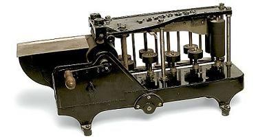 Орудия для упаковки писем