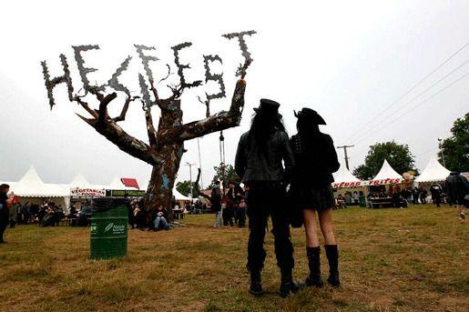 фестиваль Hellfest музыка