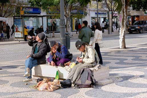 Португалия пессимисты