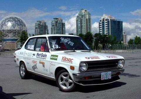 1972 Electric Datsun