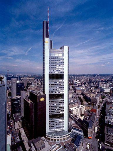 Штаб-квартира Commerzbank