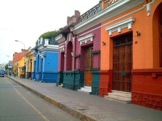 Барранко (Лима), Перу