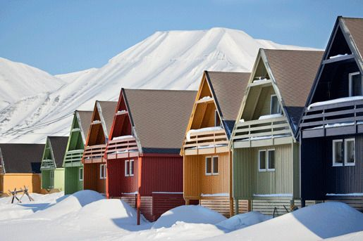 Лонгъир (Свальбард), Норвегия