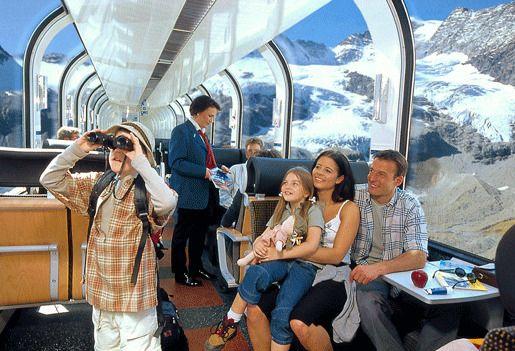 «Bernina Express»: из Чура в Тирано