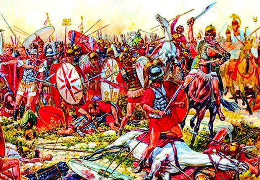 Битва при Каннах, 216 до н.э.