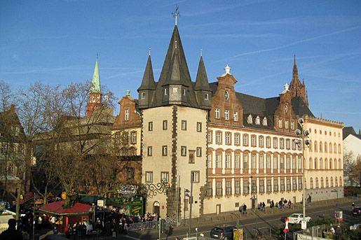 Франкфурт, Германия
