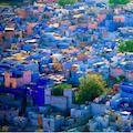 Дивовижні різнокольорові міста