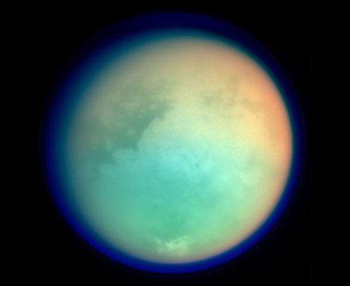 Атмосфера Титана