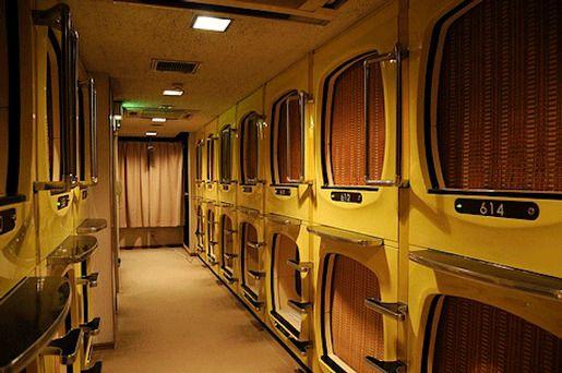 Капсульная гостиница Akihabara - Токио