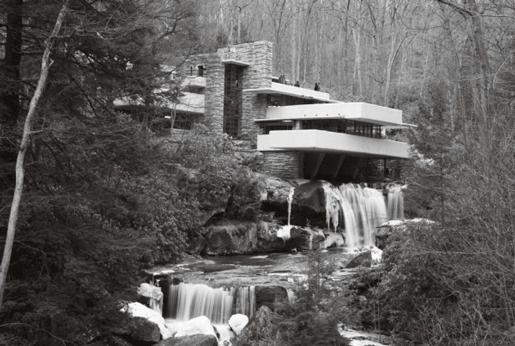 «Дом над водопадом», Пенсильвания