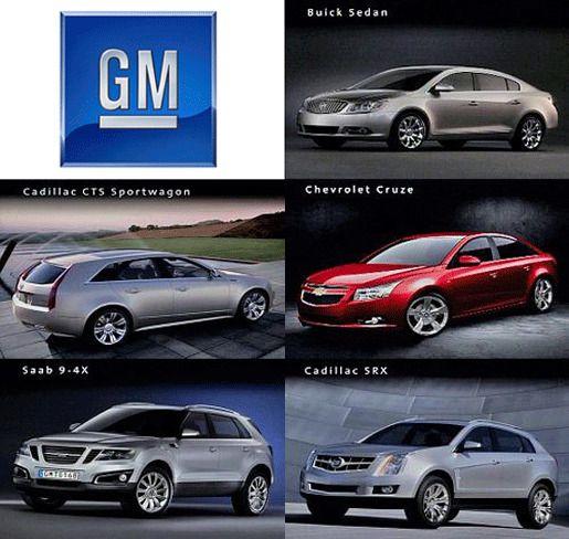 Дженерал Моторс (General Motors