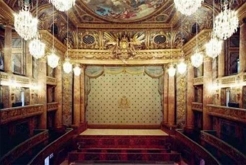 Королевский оперный театр в Версале, Париж
