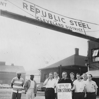«Стальная» забастовка 1959 года, США