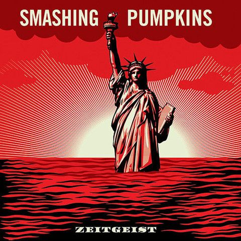 Zeitgeist by Shepard Fairey Smashing Pumpkins: