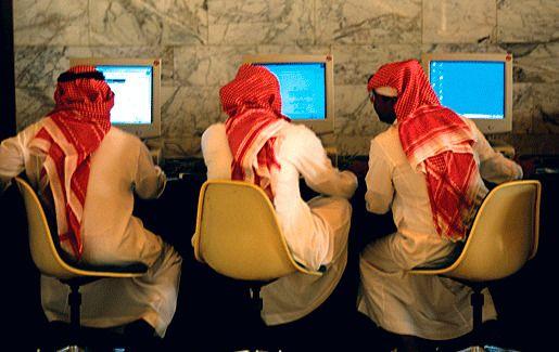 Саудовская Аравия Интернет