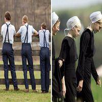 Факты об амишах, которые вы не знали