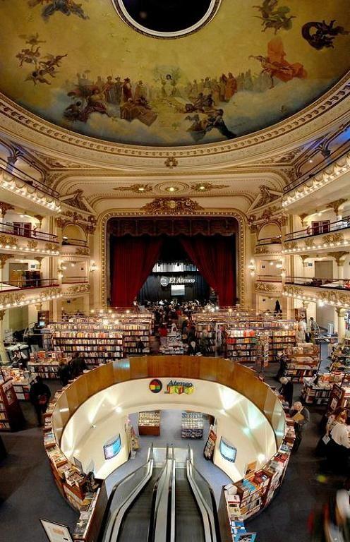 книгарня El Ateneo