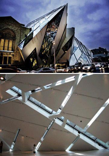 Королевский музей Онтарио, Торонто, Канада.