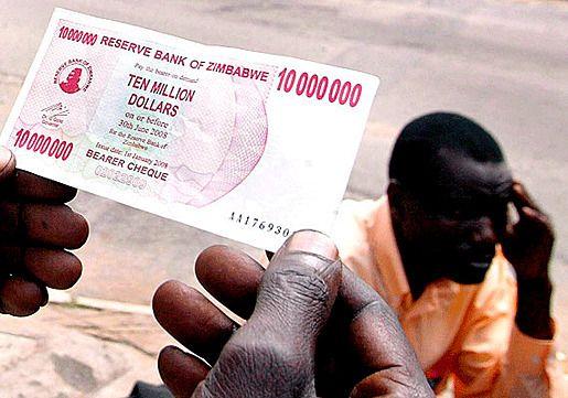 Бедность в Зимбабве