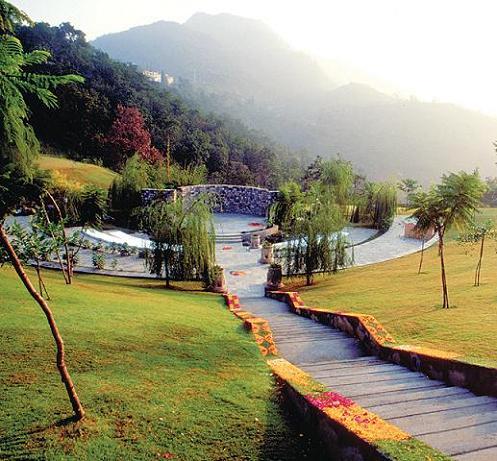Ananda Spa, Індія