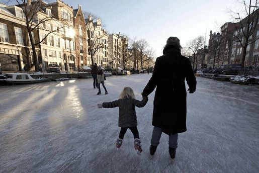 Счастье Нидерланды