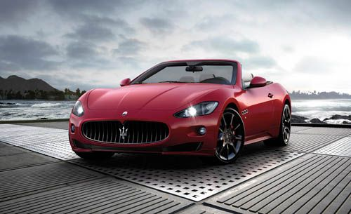 Maserati GranTurismo Sport Cabriolet