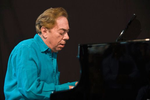 Британский композитор Эндрю Ллойд Уэббер