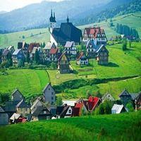Найменш відвідувані країни світу
