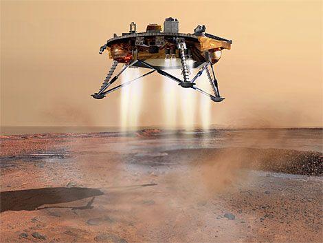 NASA Phoenix Mars