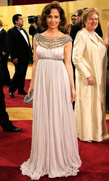 Дженифер Лопес, платье